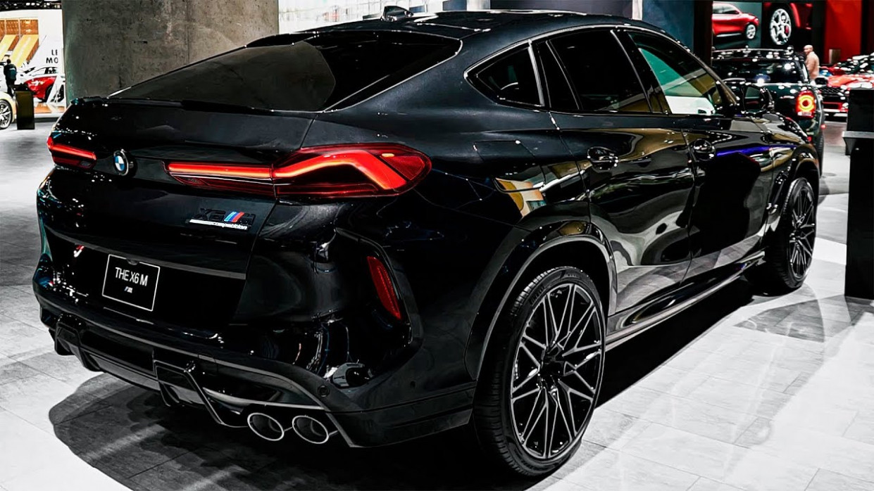 New Model and Performance 2022 BMW X6