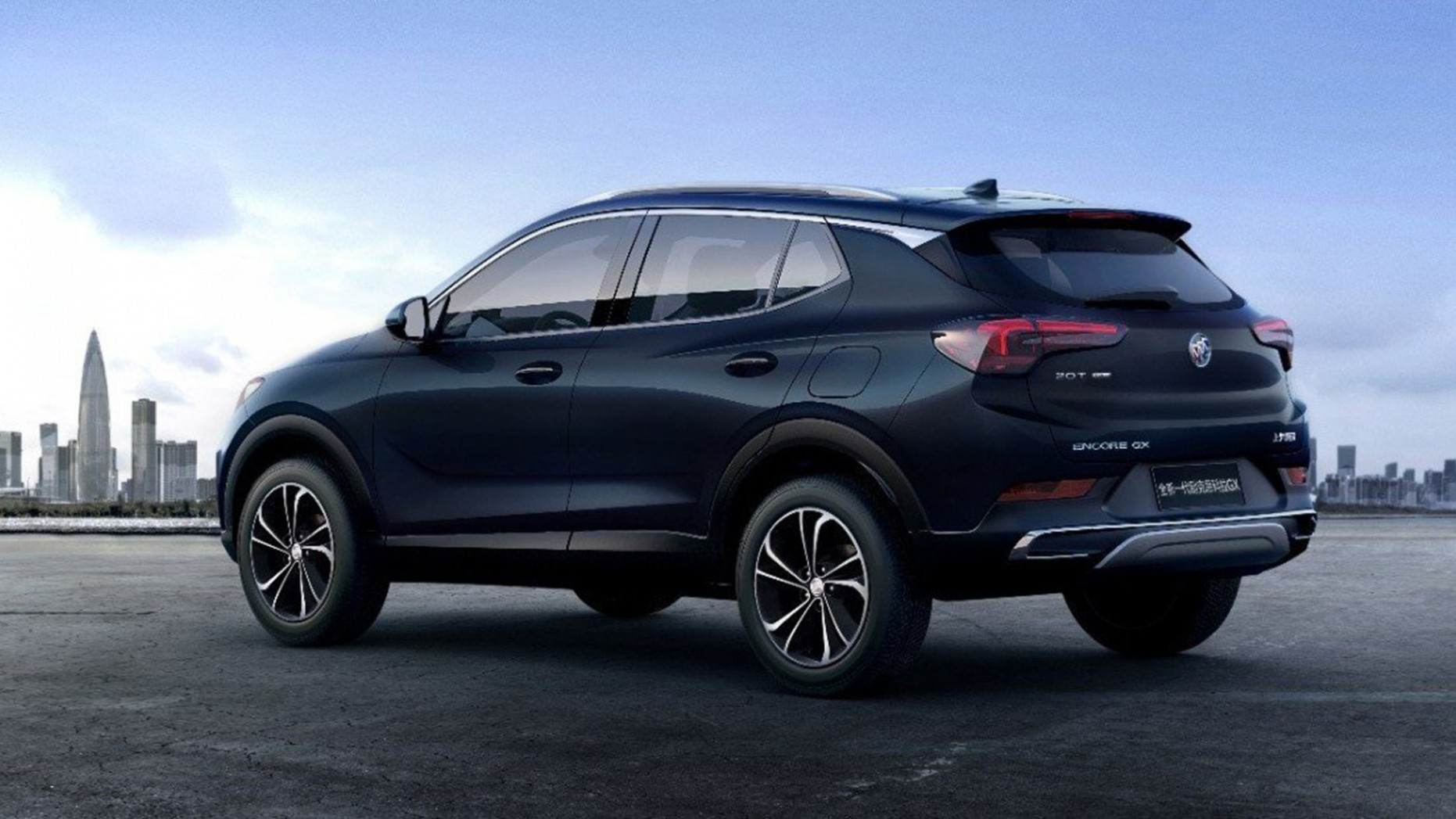 Redesign and Review 2022 Buick Encore Shanghai
