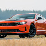 Performance And New Engine 2022 Chevrolet Camaro