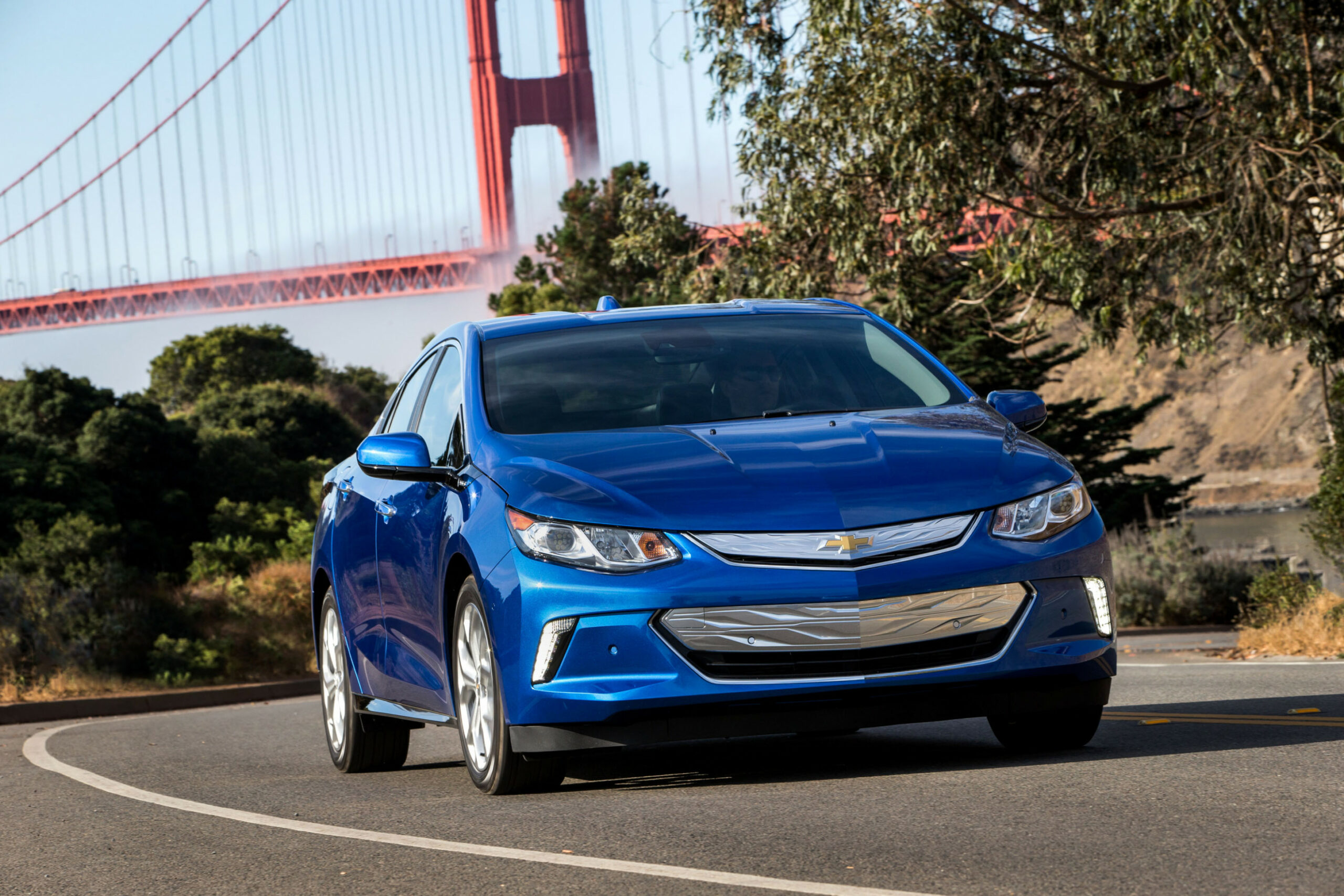 Exterior and Interior 2022 Chevrolet Volt