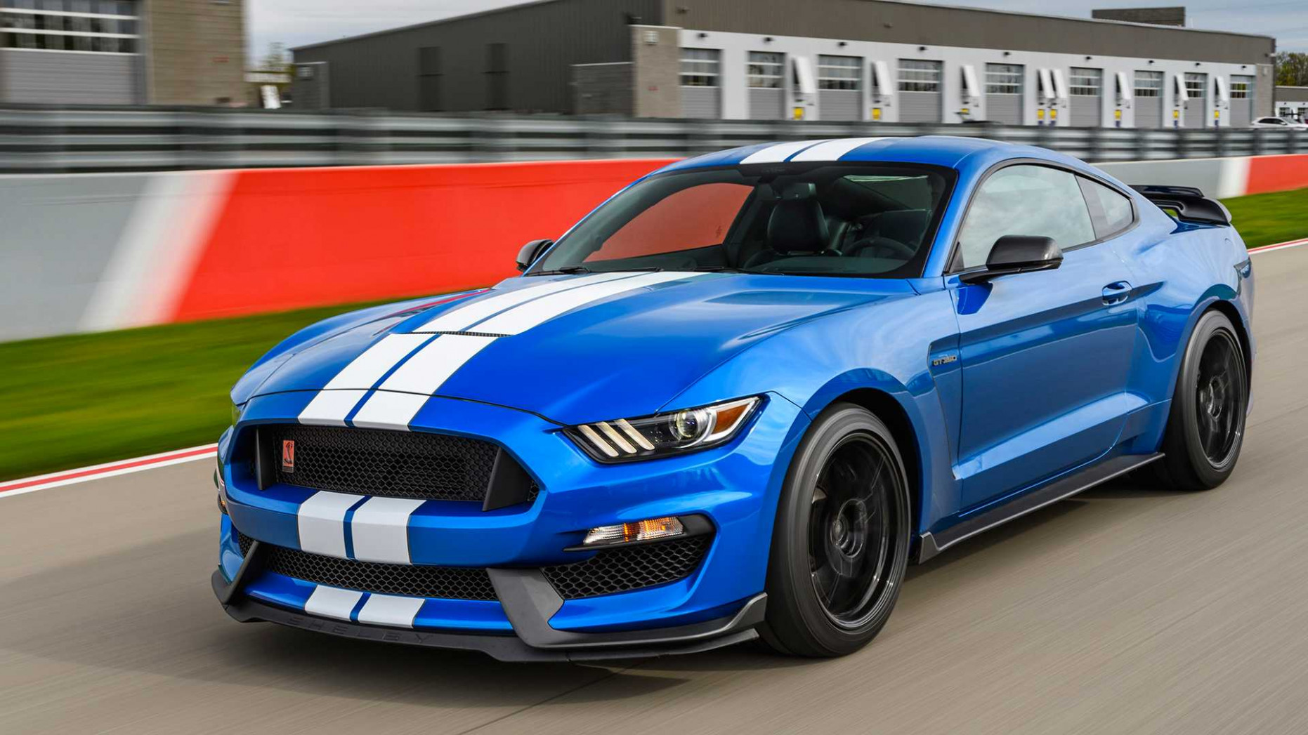 History 2022 Ford Mustang Shelby Gt 350