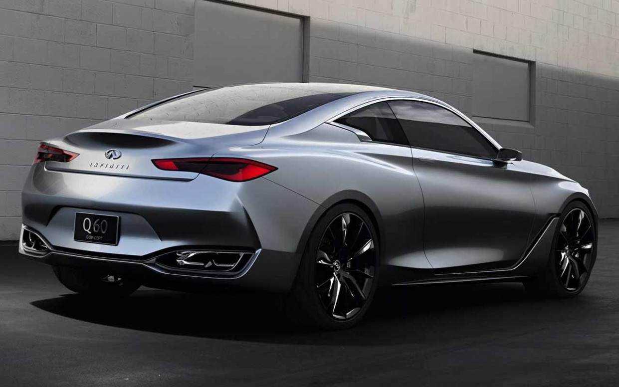 Redesign and Review 2022 Infiniti Q60 Coupe