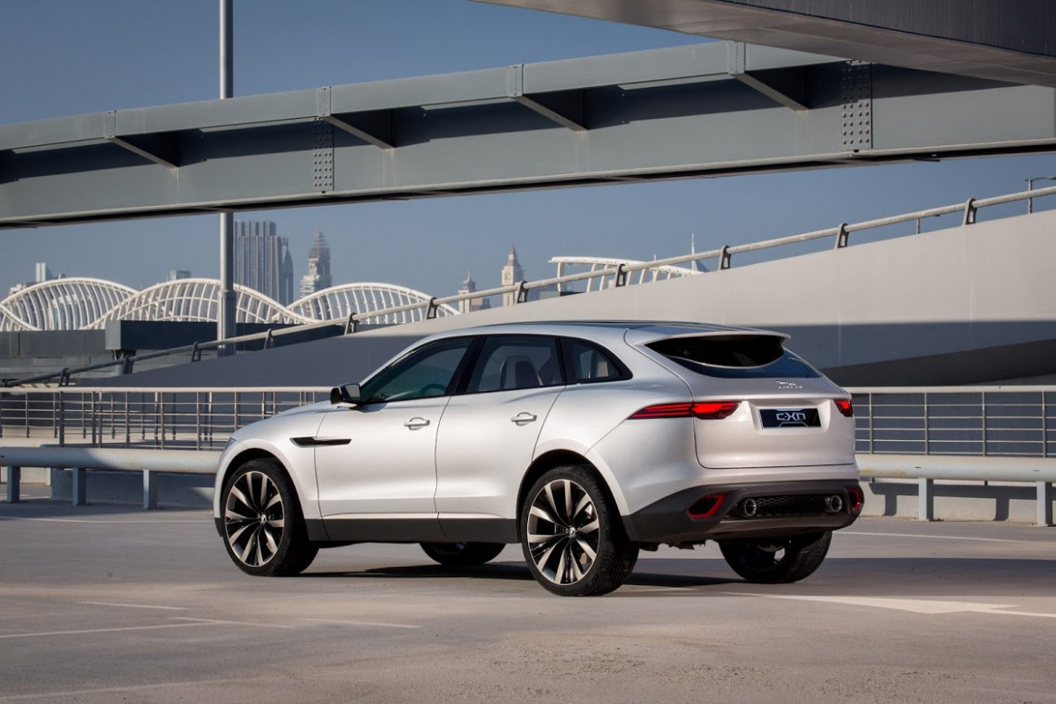 Redesign and Concept 2022 Jaguar C X17 Crossover