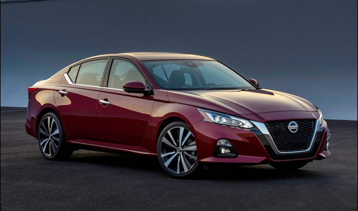 Price and Release date 2022 Nissan Altima Interior