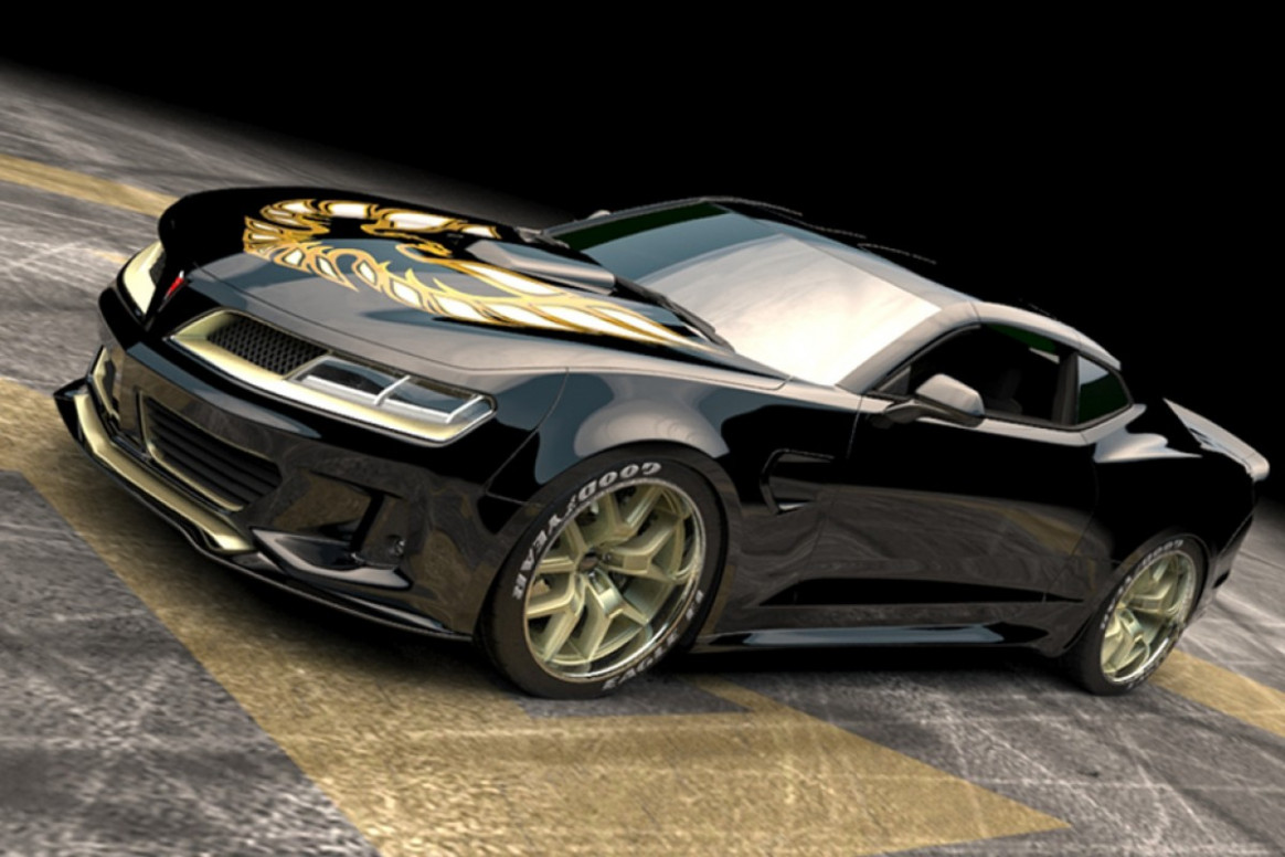 Redesign and Review 2022 Pontiac Trans Am