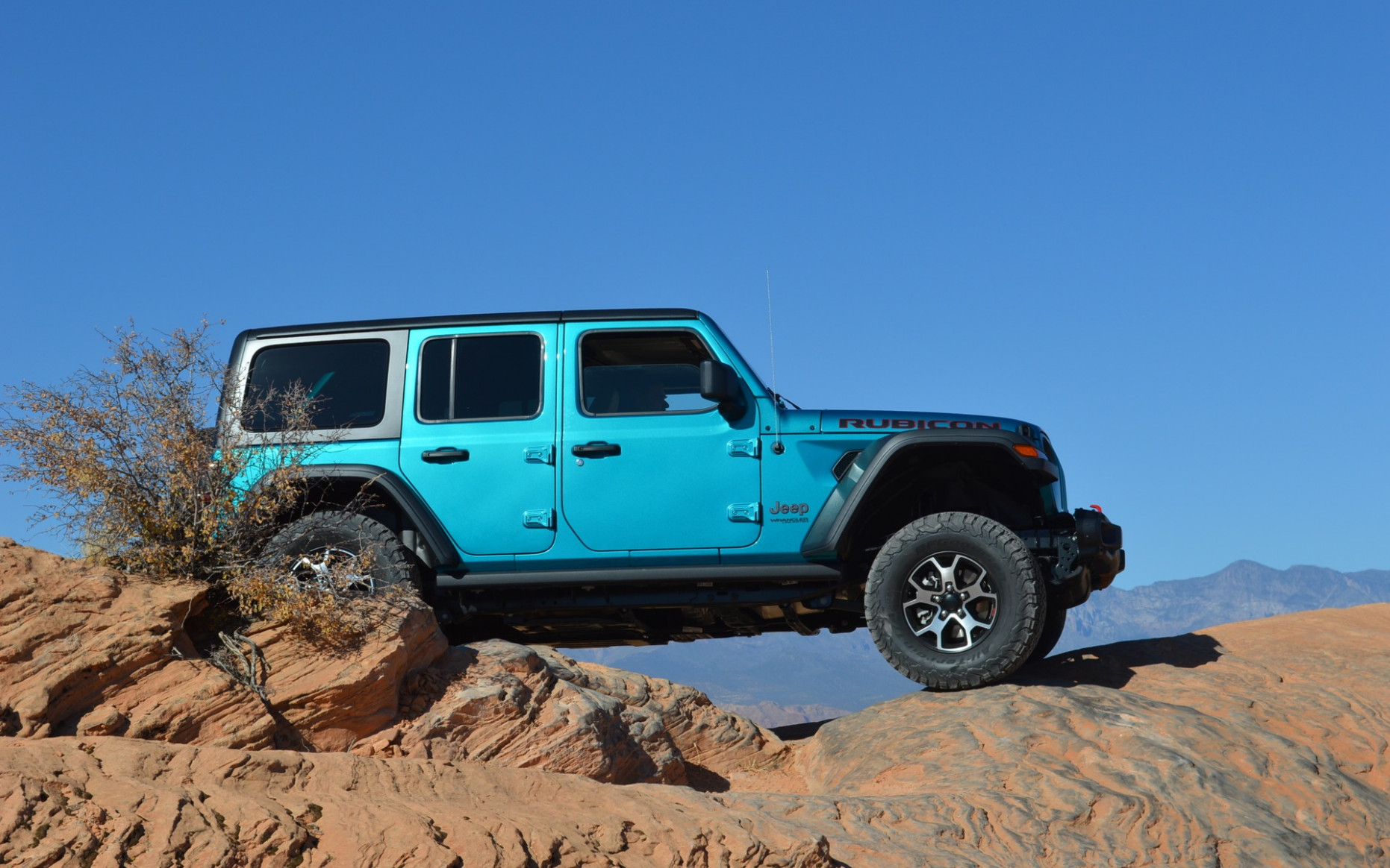 Pictures 2022 The Jeep Wrangler