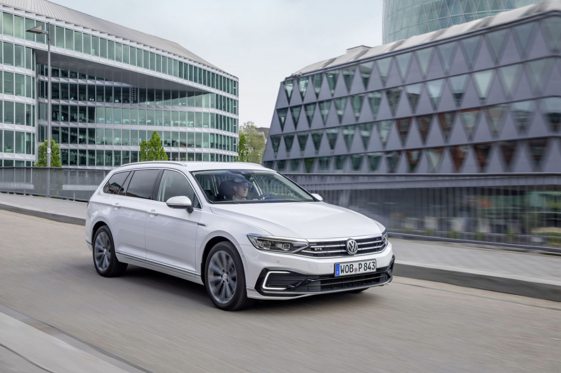 Redesign and Concept 2022 Vw Passat