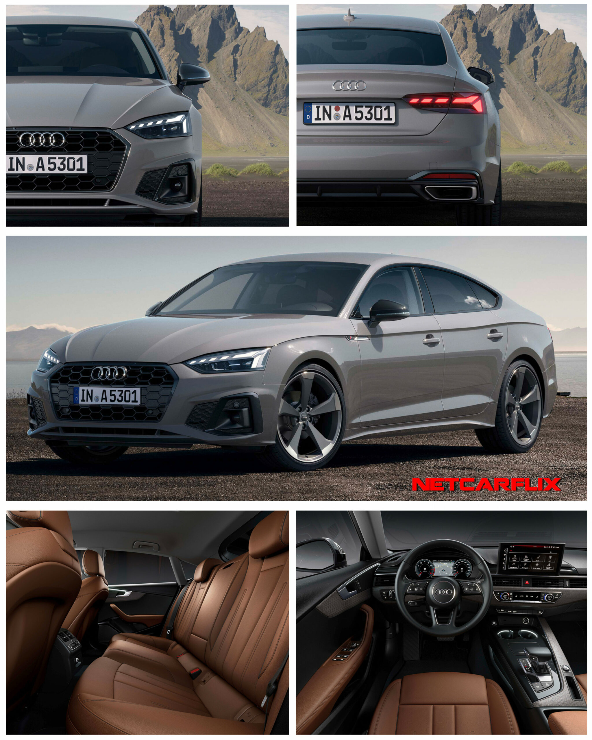 Review and Release date Audi A5 2022 Interior