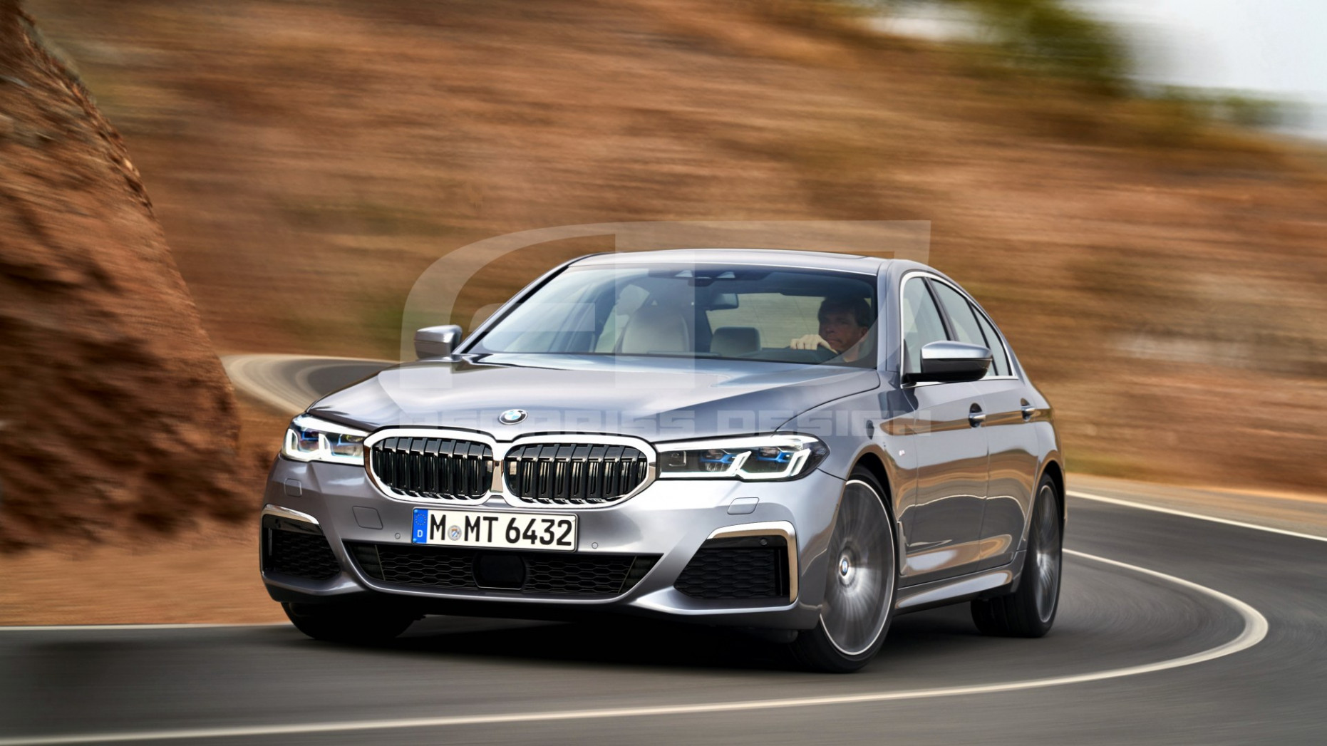 Release Date and Concept BMW New 5 Series 2022