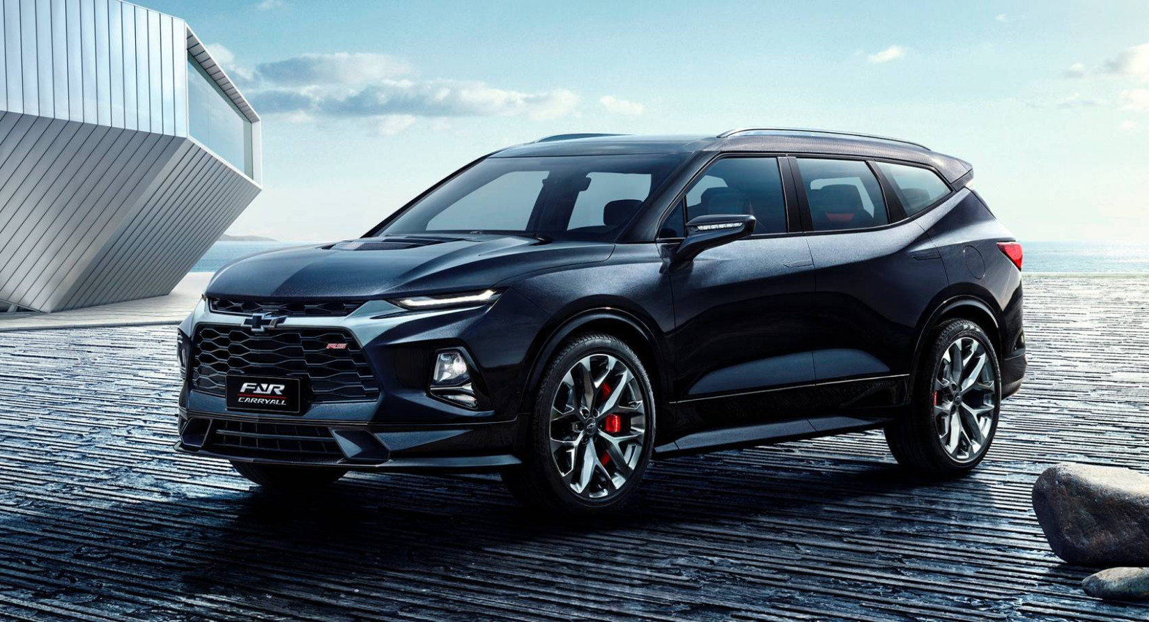 Price and Review Chevrolet Blazer Xl 2022