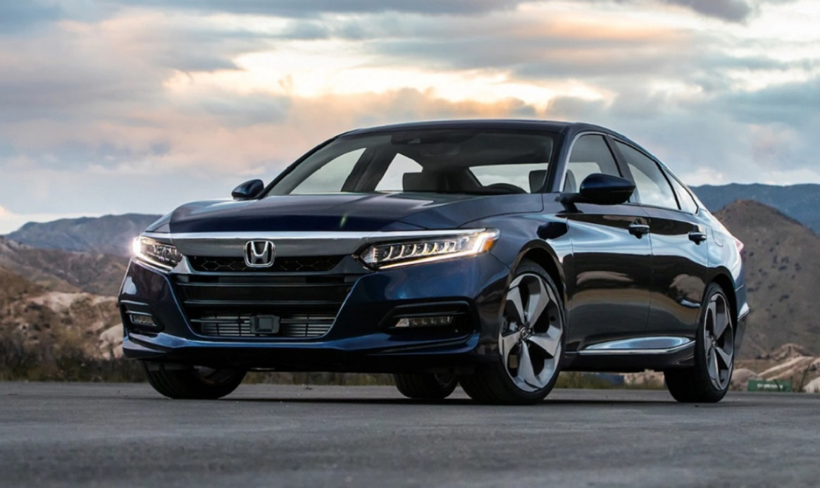 Configurations Honda Accord 2022 Redesign