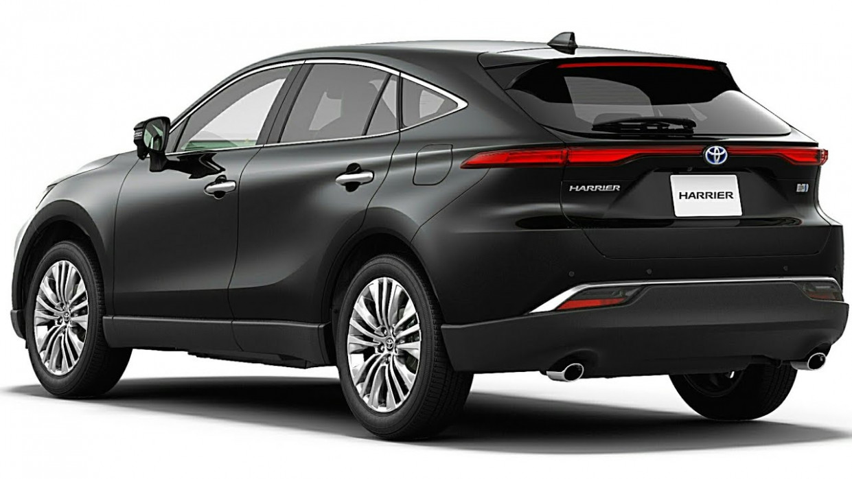 New Model and Performance Toyota Harrier 2022