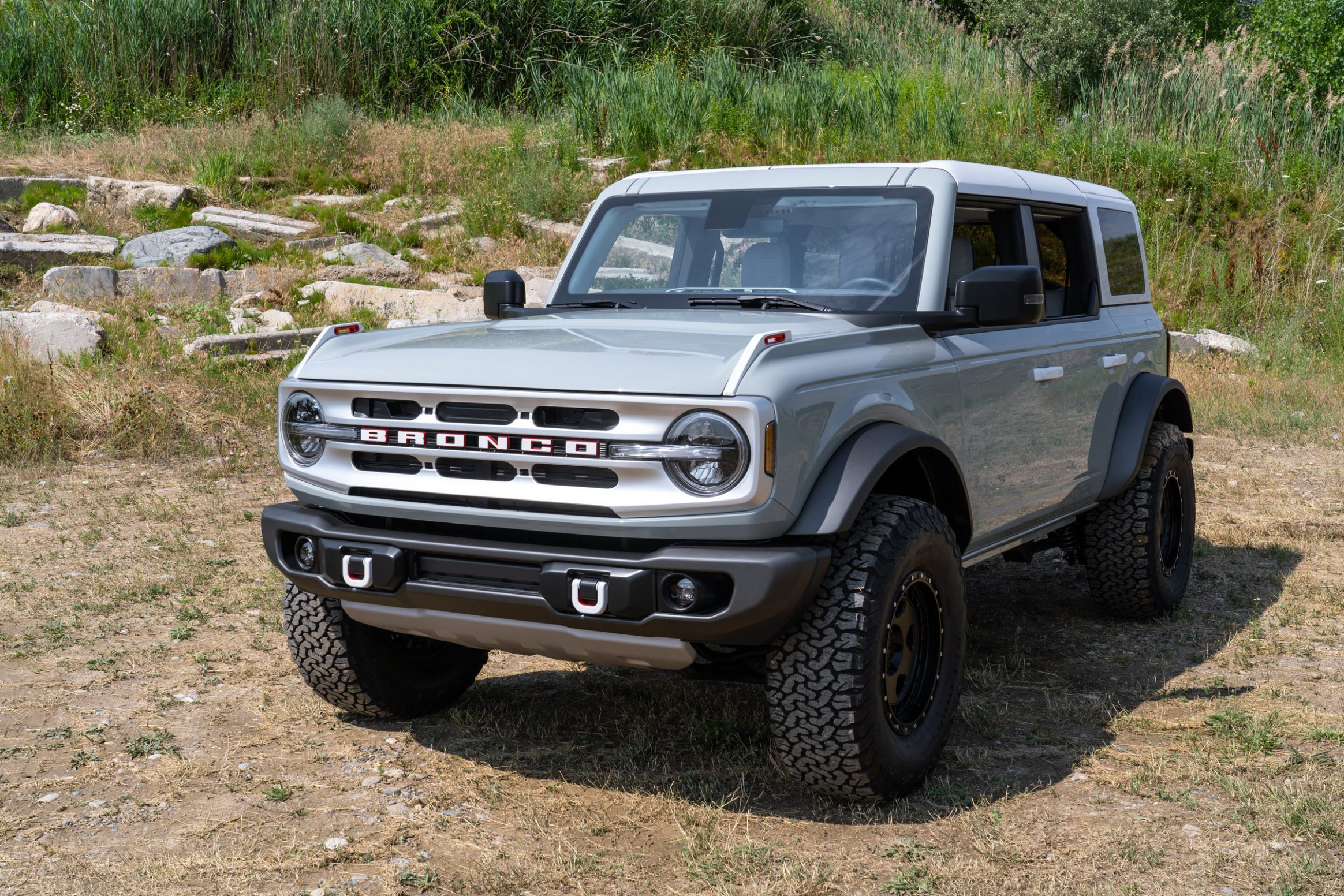Concept Build Your Own 2022 Ford Bronco
