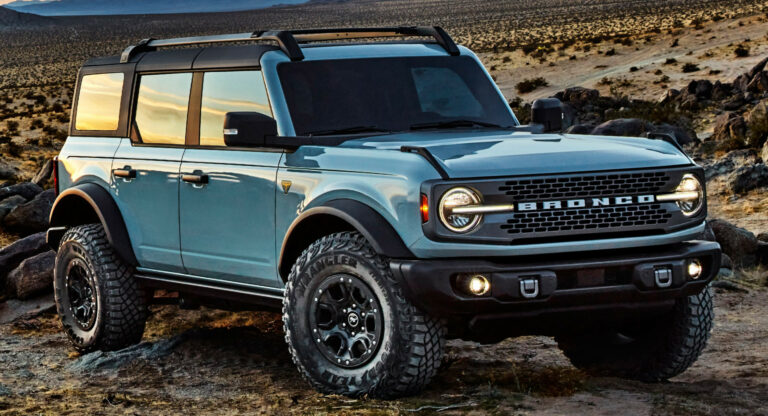 performance ford bronco 2022 uk - cars review : cars review