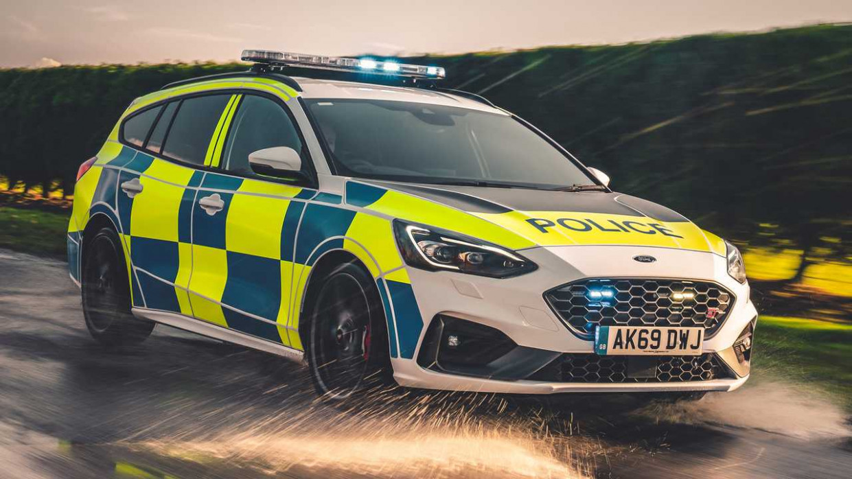 Overview Ford Police 2022