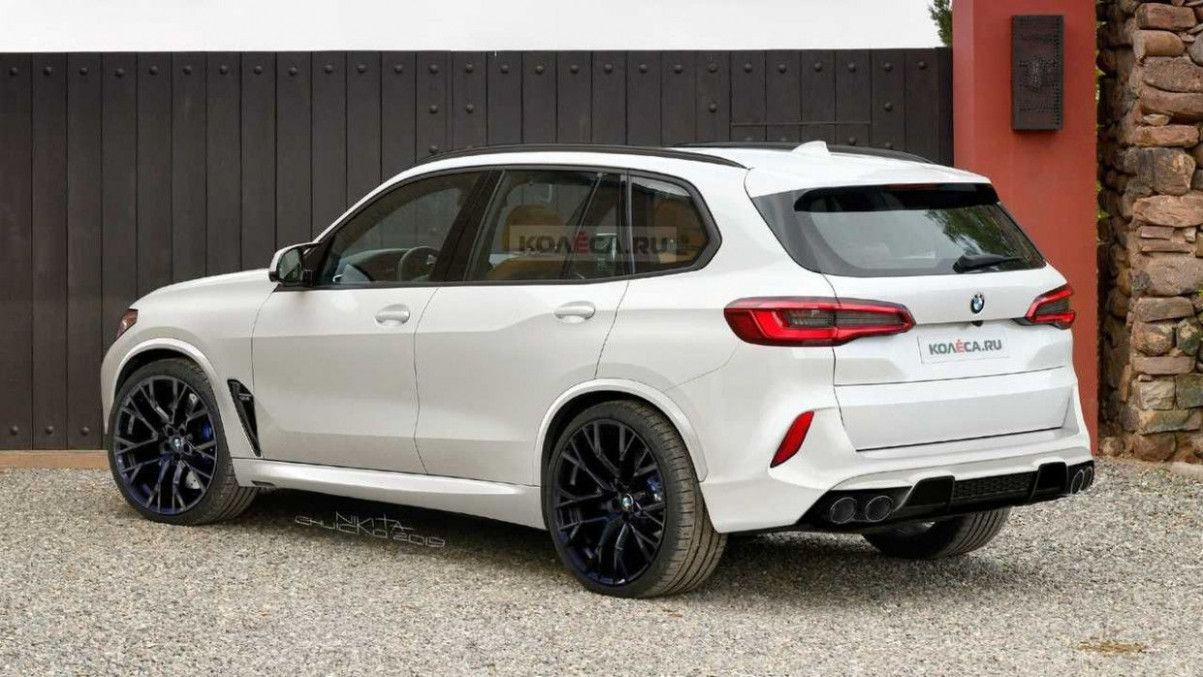 Redesign and Review Next Gen BMW X5 Suv