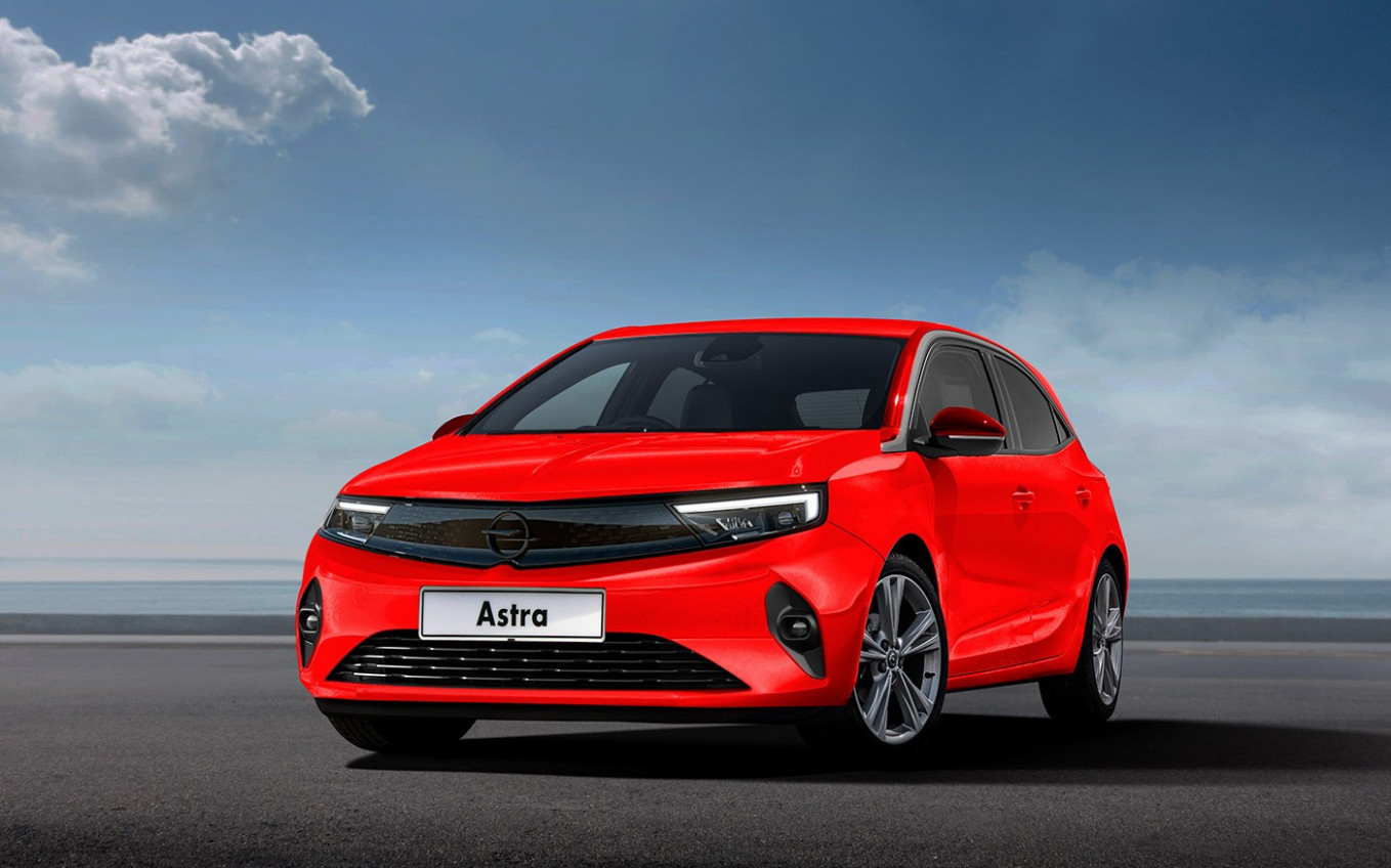 Redesign and Concept Opel Astra Opc 2022