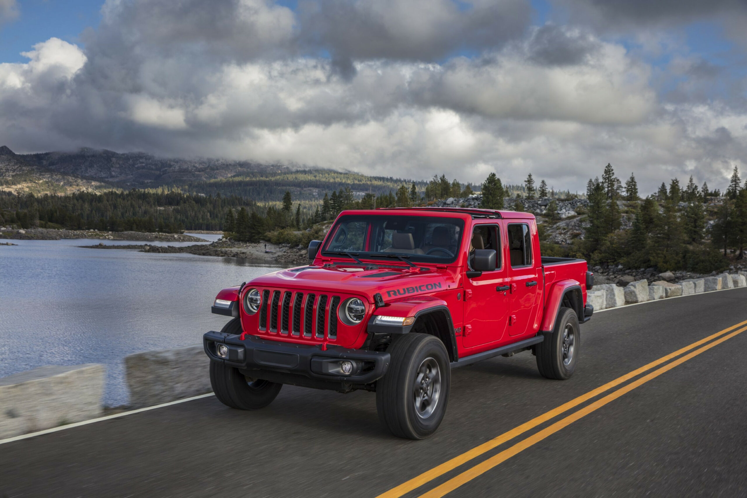 Speed Test Price For 2022 Jeep Gladiator