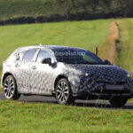 Performance Spy Shots Toyota Prius