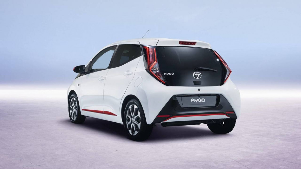 New Model and Performance Toyota Aygo 2022