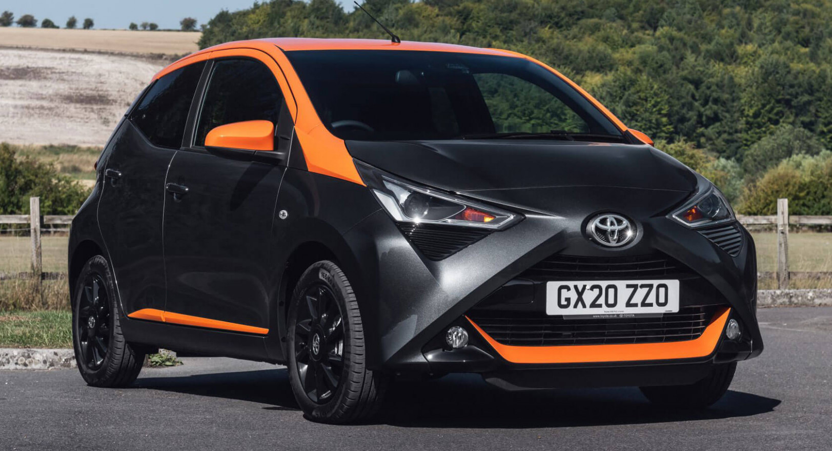 First Drive Toyota Aygo 2022