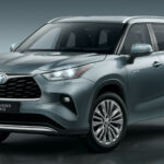 Model Toyota Highlander Hybrid 2022