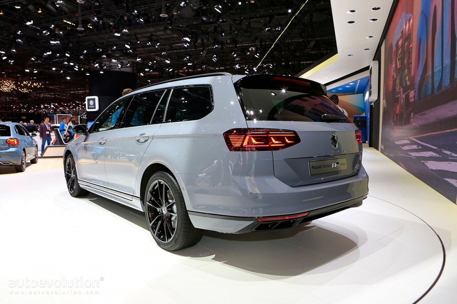 Pictures Volkswagen Passat 2022 Europe
