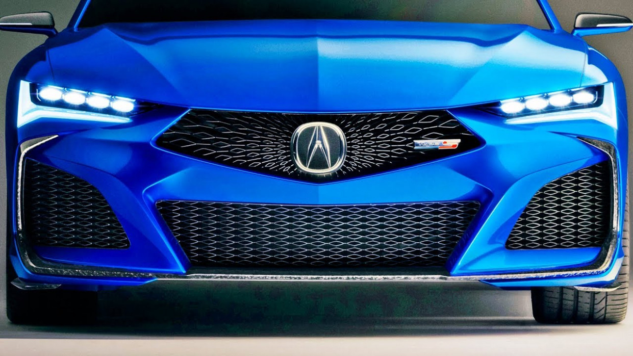 Configurations 2022 Acura Tl Type S