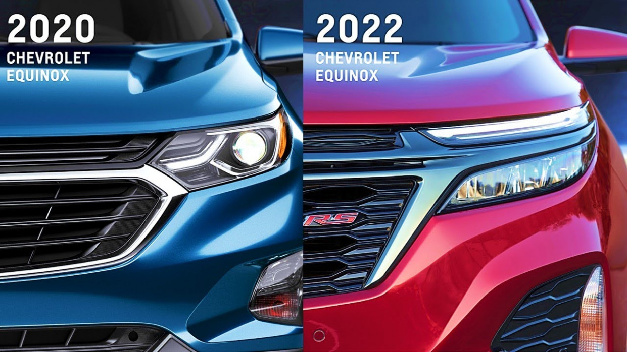 Concept 2022 All Chevy Equinox