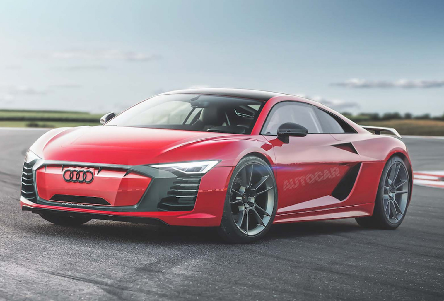 Redesign and Concept 2022 Audi R8
