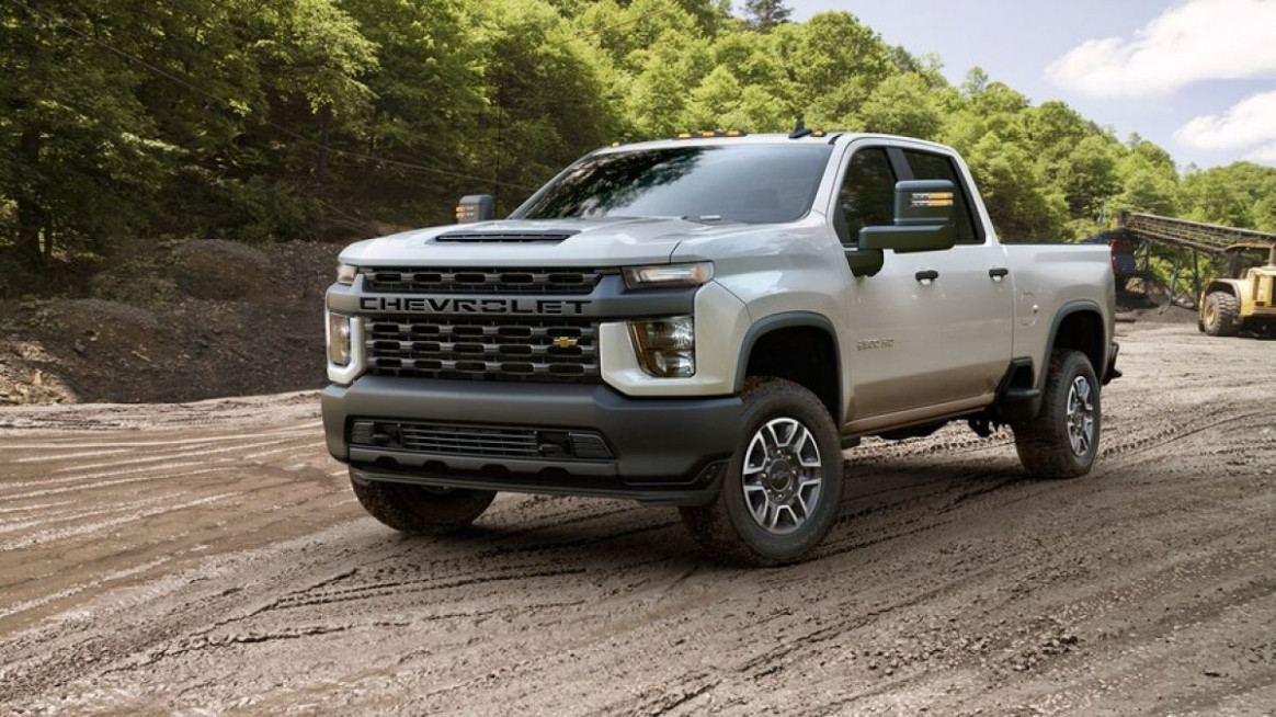 Overview 2022 GMC Sierra 2500Hd