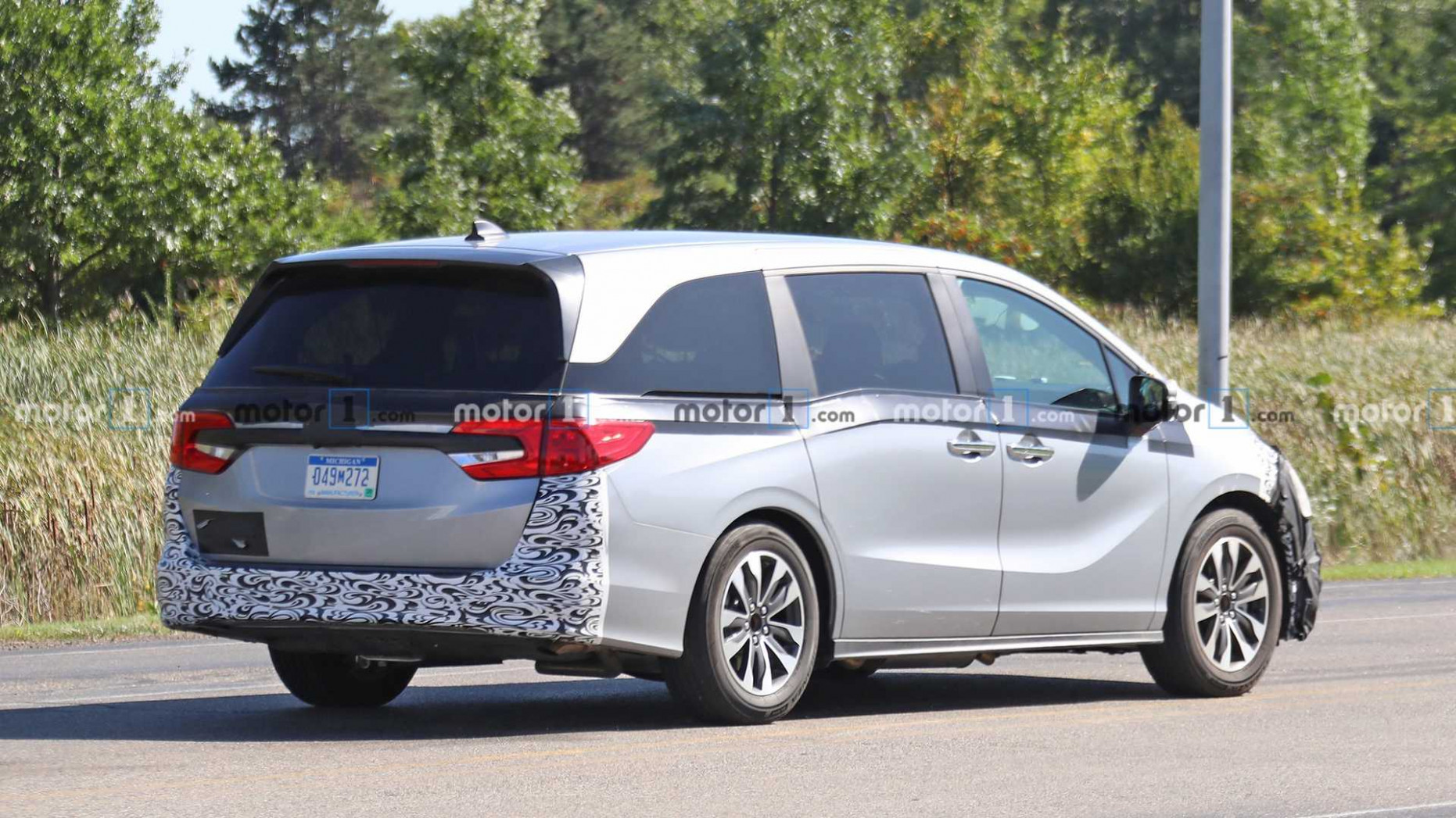 Images 2022 Honda Odyssey Release Date