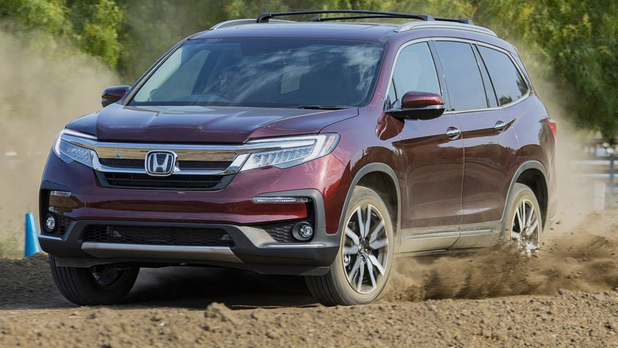 Performance 2022 Honda Pilot
