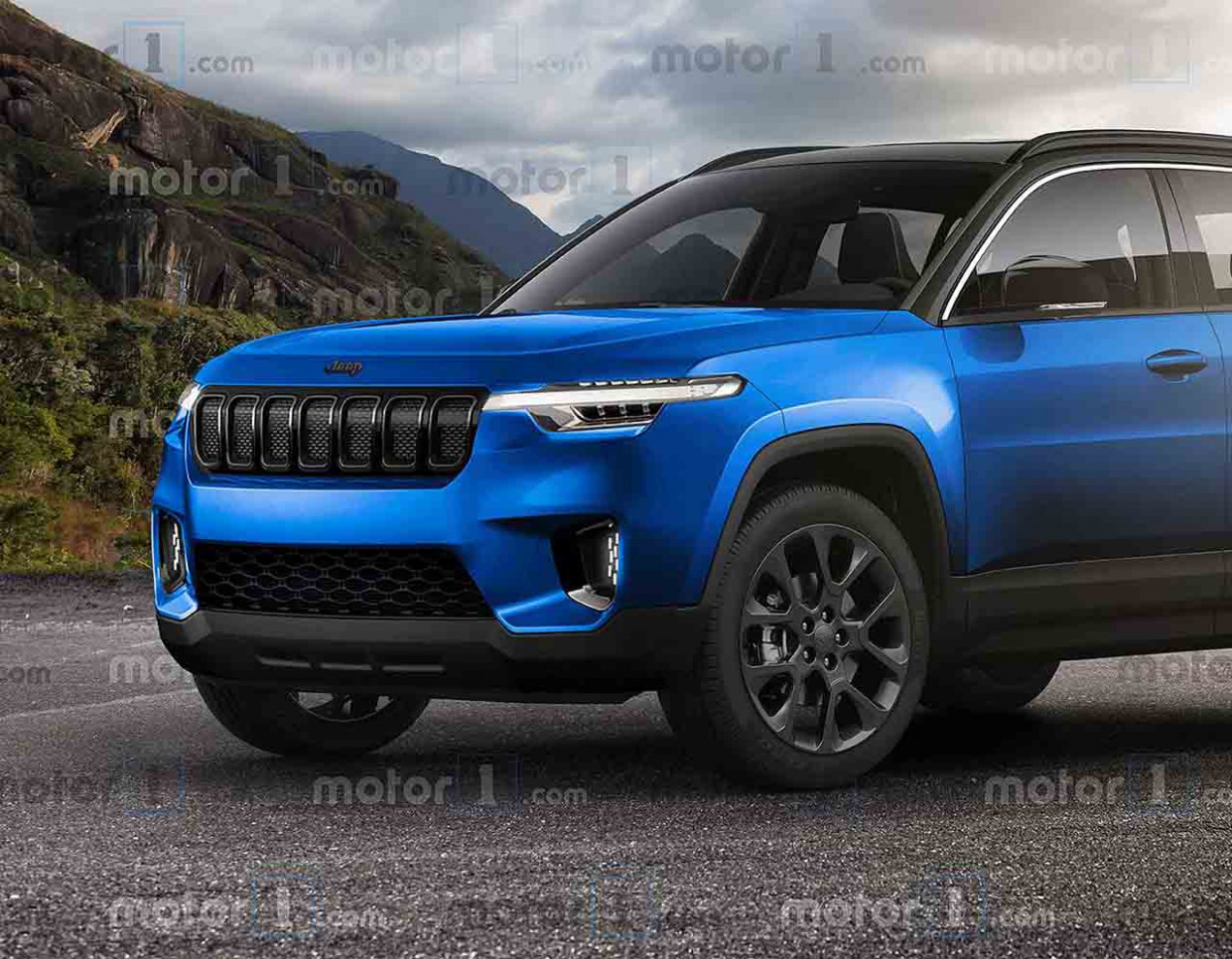 Spesification 2022 Jeep Compass