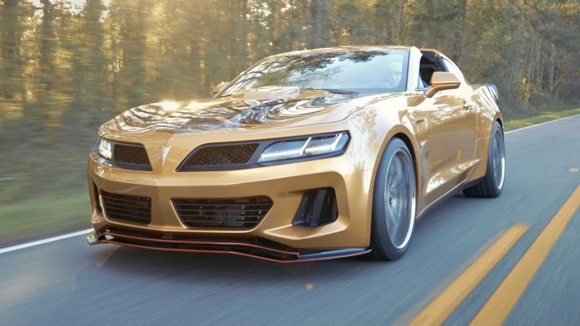 Ratings 2022 Pontiac Trans Am