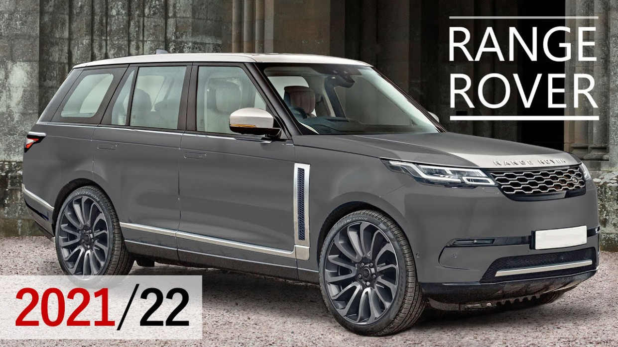 Exterior and Interior 2022 Range Rover Sport