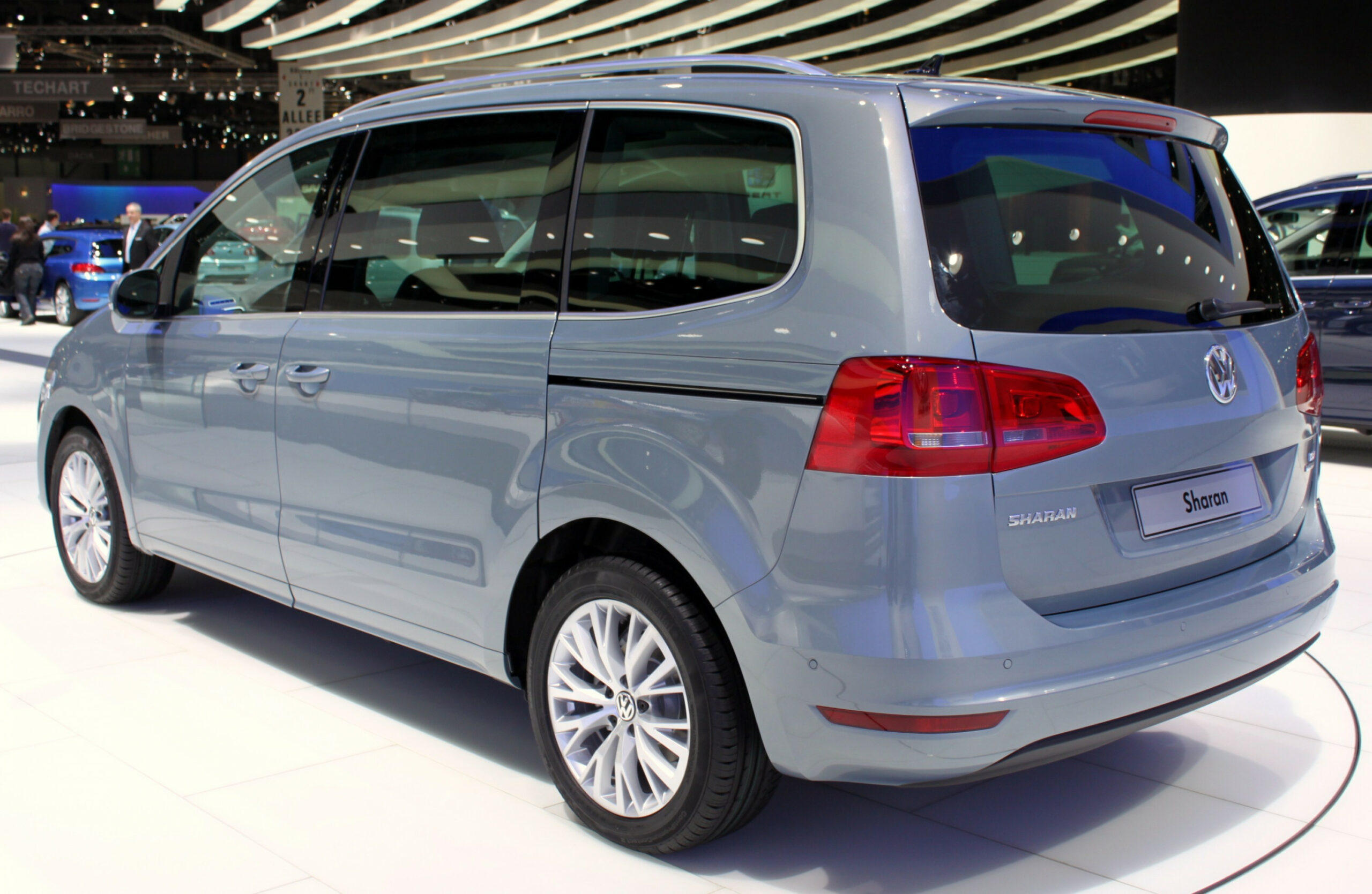 Performance and New Engine 2022 Volkswagen Sharan
