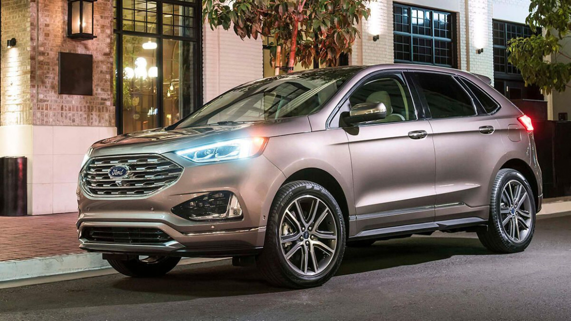 Specs and Review Ford Edge New Design