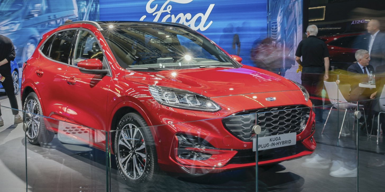 Concept Ford New Kuga 2022