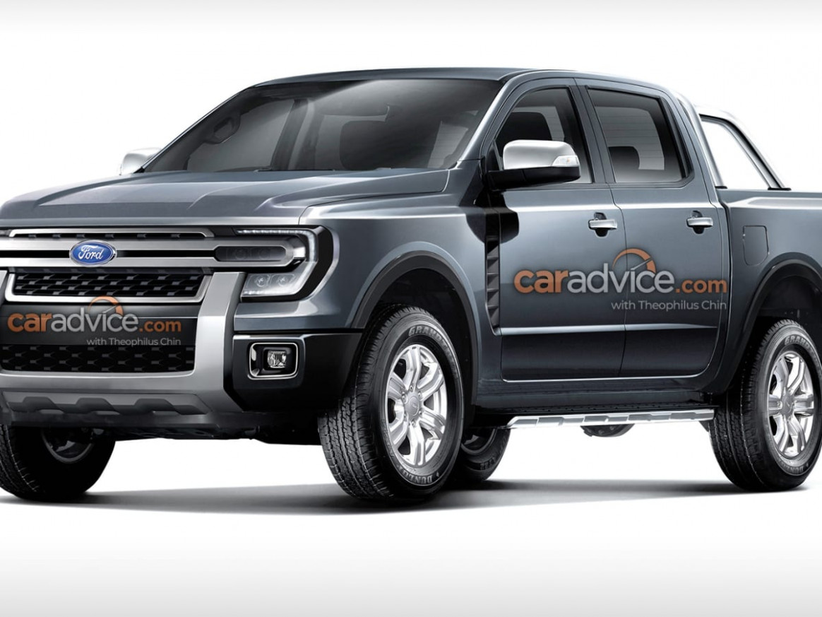 Photos Ford Ranger 2022