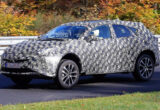 photos spy shots toyota prius