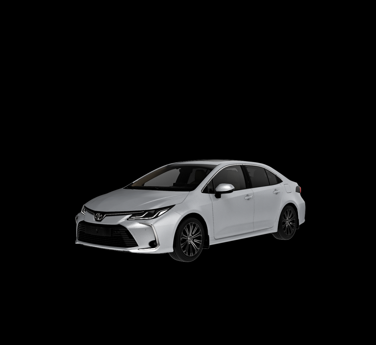 Redesign and Review Toyota Egypt Corolla 2022