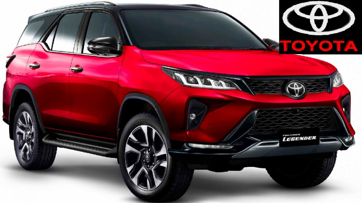 Images Toyota Fortuner 2022 Model