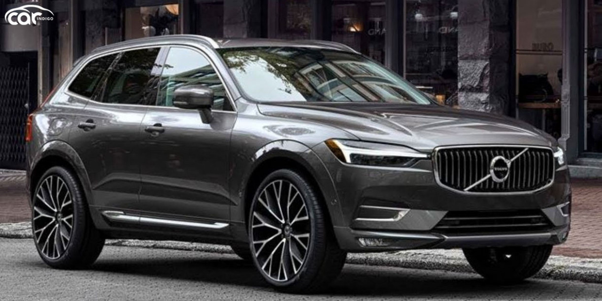 Photos Volvo Facelift Xc60 2022