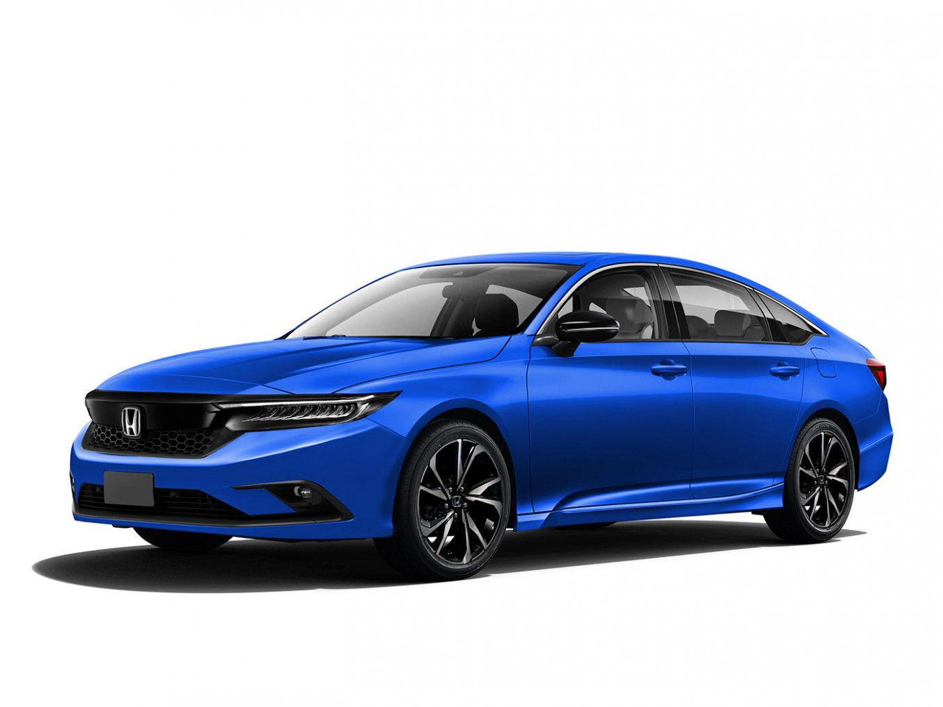Concept What Will The 2022 Honda Accord Look Like