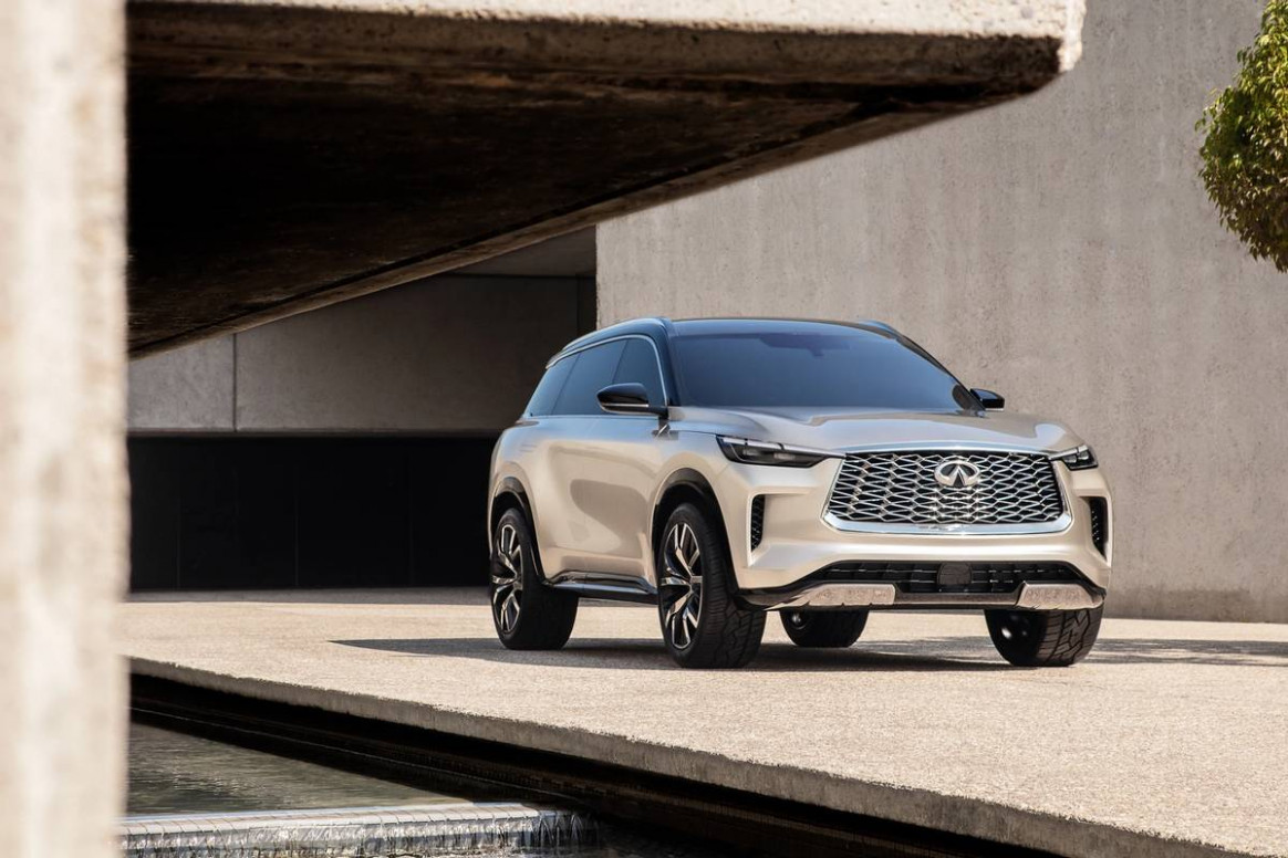 History When Does The 2022 Infiniti Qx60 Come Out