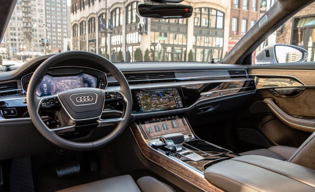 Price, Design and Review 2022 Audi A8