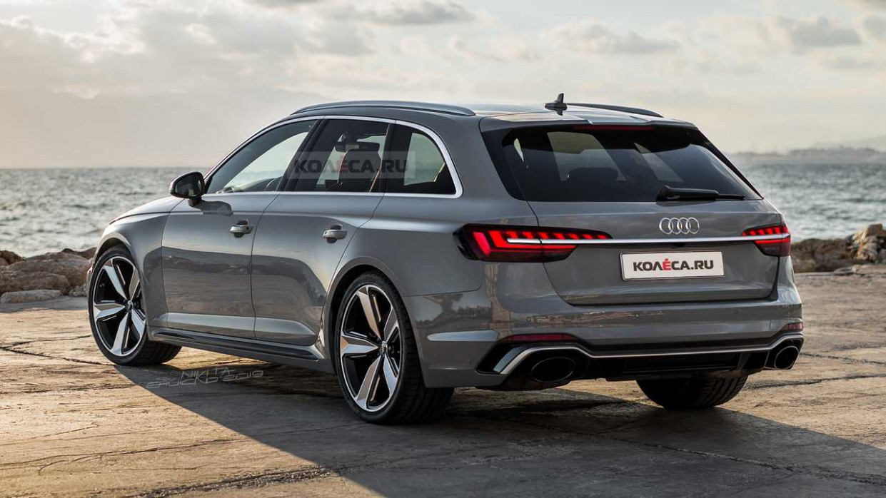 Picture 2022 Audi Rs4 Usa