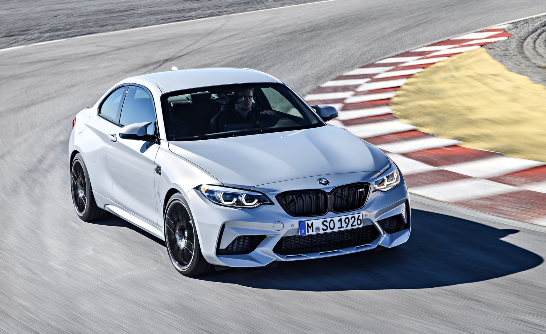 Spy Shoot 2022 BMW M2