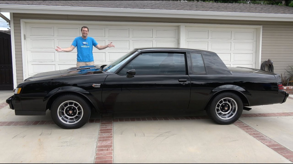 Ratings 2022 Buick Grand National Gnx